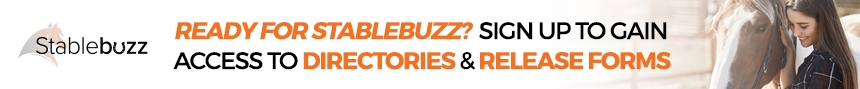 Ready for Stablebuzz? Sign up to gain access to directories & release forms